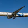 Etihad (ADNOC - Choose the USA Livery)  - Boeing 787-9 Dreamliner (A6-BLC) - Heathrow Airport (April 2021)