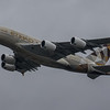 Etihad - Airbus A380-861 (A6-APB) - Heathrow Airport (February 2020)