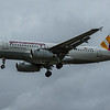 Eurowings - Airbus A319-132 (D-AGWG) - Heathrow Airport (March 2020)