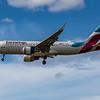 Eurowings - Airbus A320-214 (D-AEWR) - Heathrow Airport (August 2020)