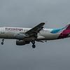 Eurowings - Airbus A319-112 (D-ASTX) - Heathrow Airport (March 2020)