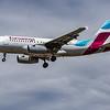 Eurowings - Airbus A319-132 (D-AGWX) - Heathrow Airport (June 2020)