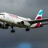 Eurowings - Airbus A319-132 (D-AGWC) - Heathrow Airport (February 2020)