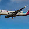 Eurowings - Airbus A320-214 (D-AIZT) - Heathrow Airport (October 2020)
