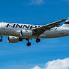 Finnair - Airbus A319-112 (OH-LVH) - Heathrow Airport (June 2020)