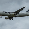 Finnair - Airbus A320-214 (OH-LXH) - Heathrow Airport (March 2020)