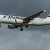 Finnair - Airbus A320-214 (OH-LXI) - Heathrow Airport (February 2020)