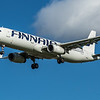 Finnair - Airbus A321-231 (OH-LZU) - Heathrow Airport (March 2020)