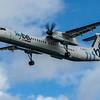 Flybe - De Havilland Canada Dash 8-400 (G-JECX) - Heathrow Airport (February 2020)