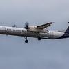 Flybe - De Havilland Canada Dash 8-400 (G-ECOI) - Edinburgh Airport (January 2020)