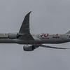 Gulf Air (Retro Livery - 70 Years) - Boeing 787-9 Dreamliner (A9C-FG) - Heathrow Airport (February 2020)