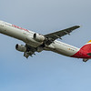 Iberia - Airbus A321-213 (EC-IGK) - Heathrow Airport (March 2020)