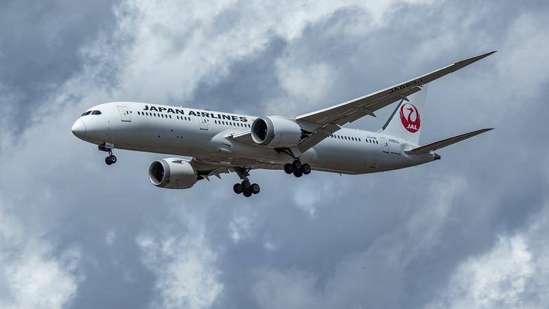 Japan Airlines - Boeing 787-9 Dreamliner (JA863J) - Heathrow Airport (June 2020)