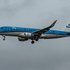 KLM - Embraer E175-STD (PH-EXU) - Heathrow Airport (March 2020)