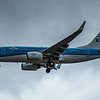KLM - Boeing 737-7K2 (PH-BGK) - Heathrow Airport (June 2020)
