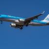 KLM - Embraer E190-STD (PH-EZU) - Heathrow Airport (July 2020)