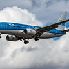 KLM - Boeing 737-7K2 (PH-BGM) - Heathrow Airport (August 2020)
