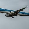 KLM - Embraer E190-STD (PH-EXF) - Heathrow Airport (February 2020)
