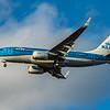 KLM - Boeing 737-7K2 (PH-BGN) - Heathrow Airport (March 2020)