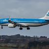 KLM - Boeing 737-8K2 (PH-BXD) - Edinburgh Airport (February 2020)