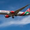Kenya Airways - Boeing 787-8 Dreamliner (5Y-KZA) - Heathrow Airport (July 2020)
