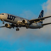 LOT Polish Airlines - Boeing 737-89P (SP-LWD) - Heathrow Airport (March 2020)