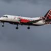 Loganair - Saab 340B - (G-LGNB) - Edinburgh Airport (January 2020)