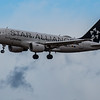 Lufthansa (Star Alliance Livery)  - Airbus A319-112 (D-AIBJ) - Edinburgh Airport (February 2020)