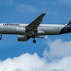 Lufthansa - Airbus A320-271N (D-AINU) - Heathrow Airport (June 2020)