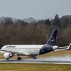 Lufthansa - Airbus A320-214 (D-AIWE) - Edinburgh Airport (February 2020)