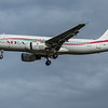 MEA - Airbus A320-214 (T7-MRA) - Heathrow Airport (February 2020)