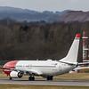 Norwegian Airways - Boeing 737-8JP (SE-RPF) - Edinburgh Airport (March 2020)