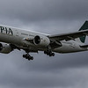 Pakistan International Airlines - Boeing 777-240(ER) (AP-BGJ) - Heathrow Airport (March 2019)