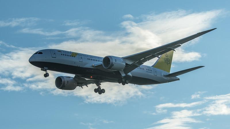 Royal Brunei Airlines - Boeing 787-8 Dreamliner (V8-DLE) - Heathrow Airport (June 2020)