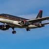 Royal Jordanian - Airbus A319-112 (JY-AYC) - Heathrow Airport (October 2020)