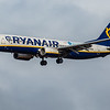 Ryanair - Boeing 737-8AS (EI-DWC) - Edinburgh Airport (February 2020)