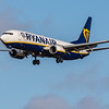 Ryanair - Boeing 737-8AS (EI-EBO) - Edinburgh Airport (February 2020)