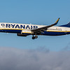 Ryanair - Boeing 737-8AS (EI-DLV) - Edinburgh Airport (February 2020)