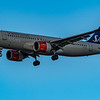 SAS - Airbus A320-251N (EI-SIC) - Heathrow Airport (March 2020)