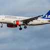 SAS - Airbus A319-131 (OY-KBR) - Edinburgh Airport (February 2020)