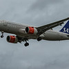 SAS - Airbus A320-251N (EI-SIE) - Heathrow Airport (March 2020)