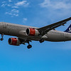 SAS - Airbus A320-251N (SE-ROF) - Heathrow Airport (October 2020)