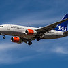 SAS - Boeing 737-783 (LN-RRB) - Heathrow Airport (July 2020)