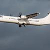 Stobart Air - ATR 72-600 (EI-FSK) - Edinburgh Airport (February 2020)