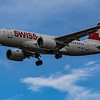 Swiss - Airbus A220-100 (HB-JBB) - Heathrow Airport (October 2020)