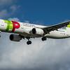 TAP Air Portugal - Airbus A321-251N (CS-TJL) - Heathrow Airport (March 2020)