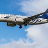 Tarom (SkyTeam Livery) - Boeing 737-78J (YR-BGF) - Heathrow Airport (March 2019)