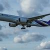 Thai Airways - Airbus A350-941 (HS-THN) - Heathrow Airport (June 2020)