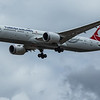 Turkish Airlines - Boeing 787-9 Dreamliner (TC-LLA) - Heathrow Airport (June 2020)