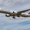 Turkish Airlines - Boeing 777-3F2(ER) (TC-JJZ) - Heathrow Airport (June 2020)